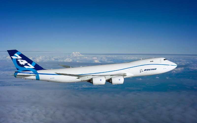 Боинг 747-8