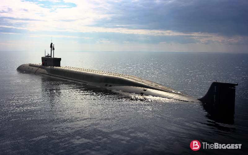 подводная лодка «Борей»