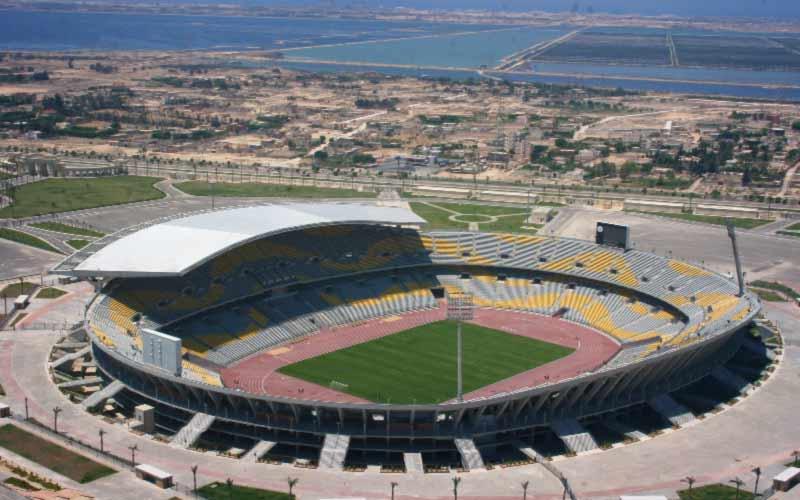 Бурдж аль-Араб стадион