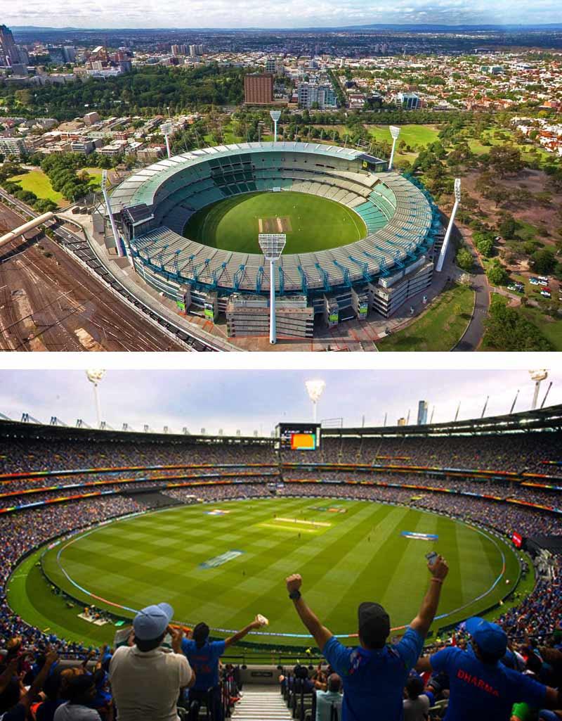 Мельбурн Крикет Граунд