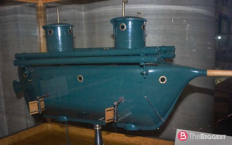 Подводная лодка Шильдера
