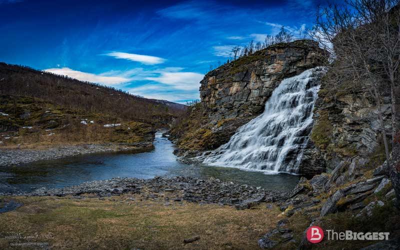 Rovijoki Falls