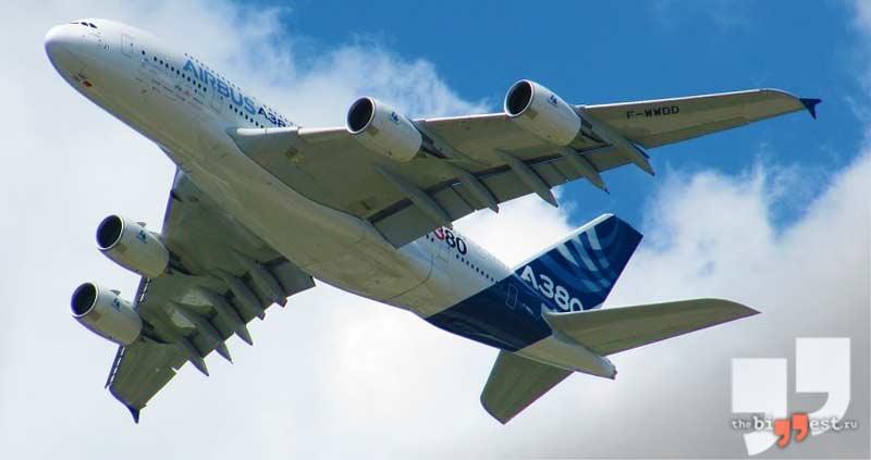 Airbus A380. CC0