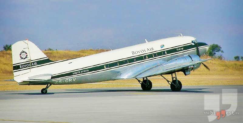 Douglas DC-3. CC0