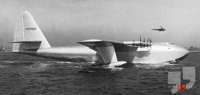 Hughes H-4 Hercules. CC0
