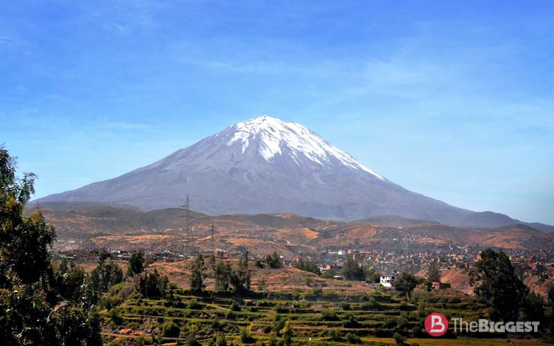 мисти вулкан