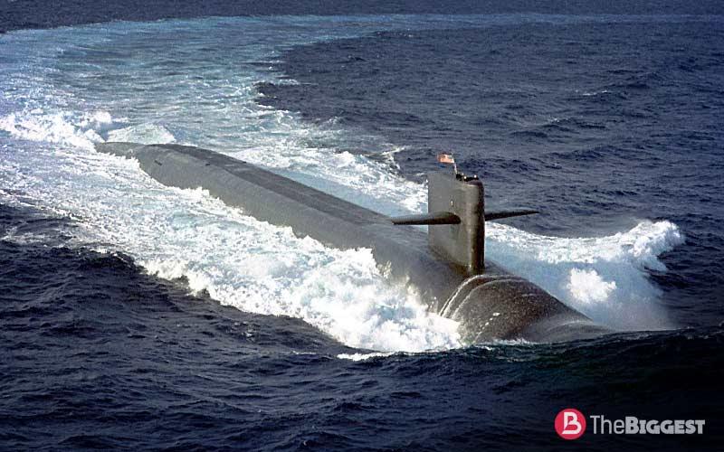 подводная лодка «Огайо»