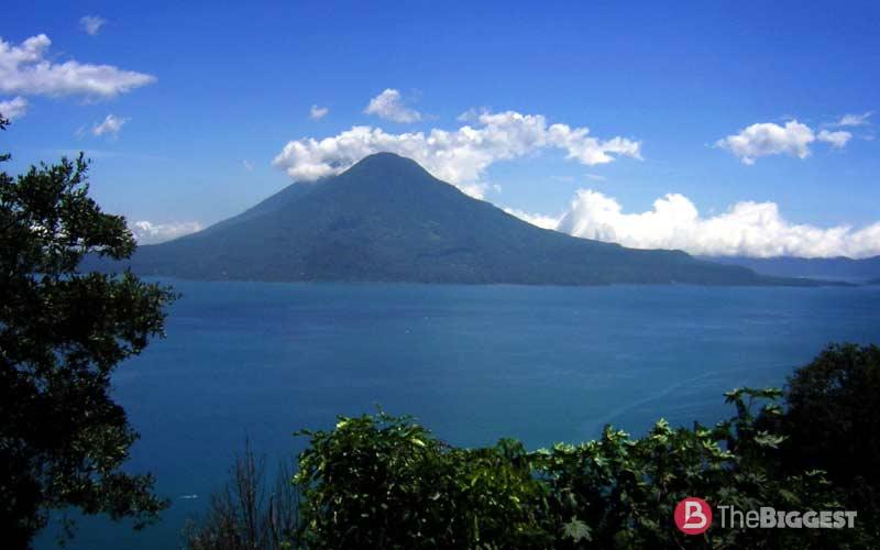 сан-педро вулкан