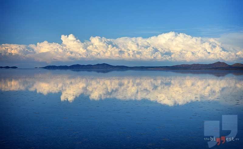 Озеро Уюни. CC0