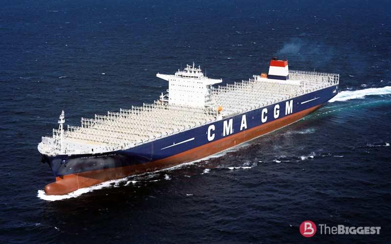 CMA CGM Marco Polo