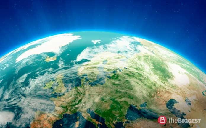 Самые большие страны планеты Земля