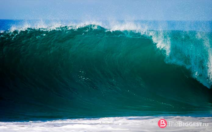 фотография моря