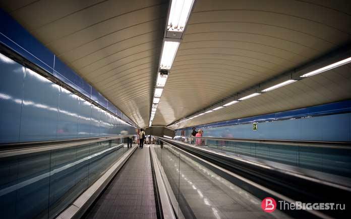 Мадрид. Самые большие метрополитены мира