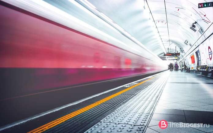 10 самых больших метрополитенов в мире