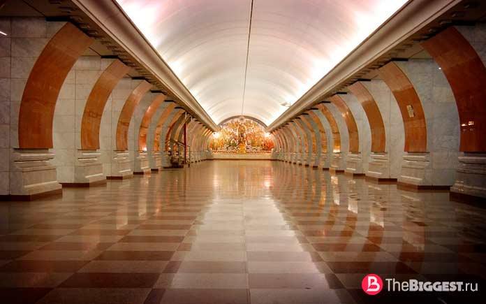 Москва метрополитен