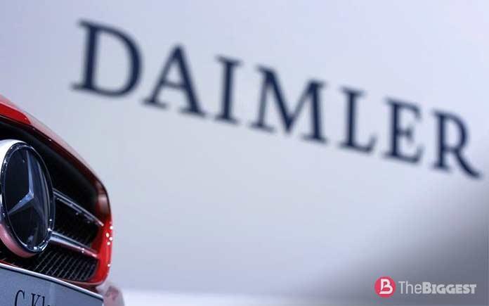 Самые крупные компании мира: Daimler