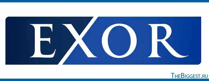 Самые крупные компании мира: Exor Group. Италия