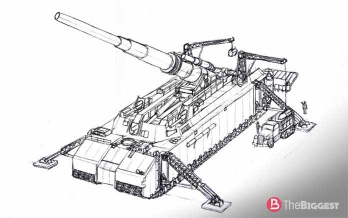 Landkreuzer-П.-1500-Monster