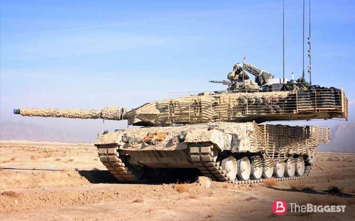 Леопард 2A7