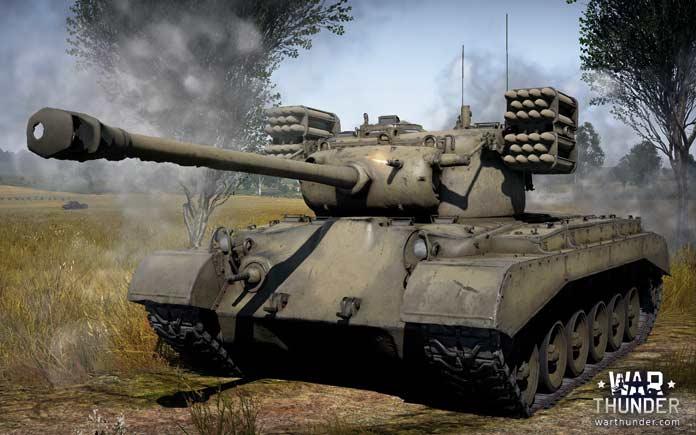 Самые большие танки: М26-Першинг