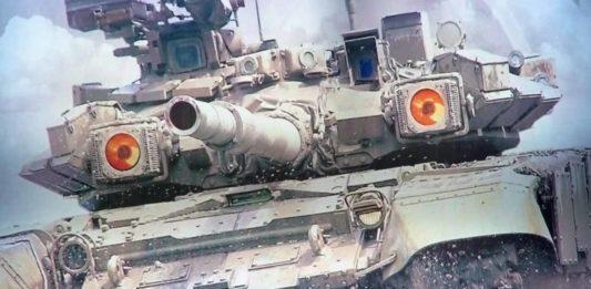 Самые большие танки