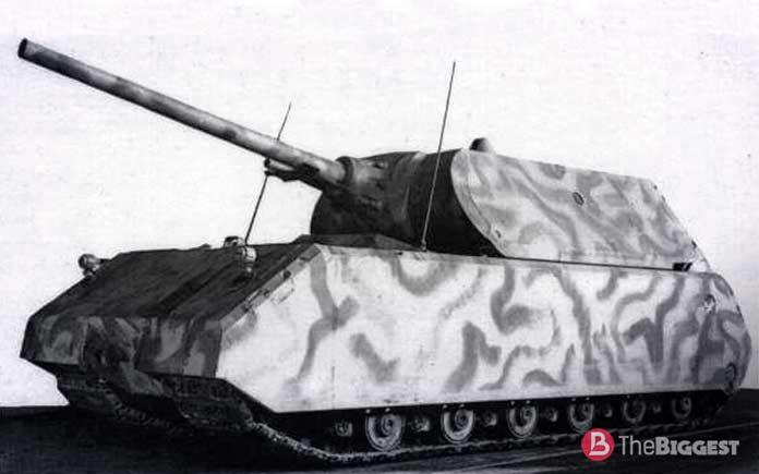 Самые большие танки: VIII Маус