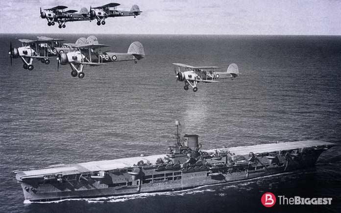 Самые крупные морские сражения: Битва за Атлантику