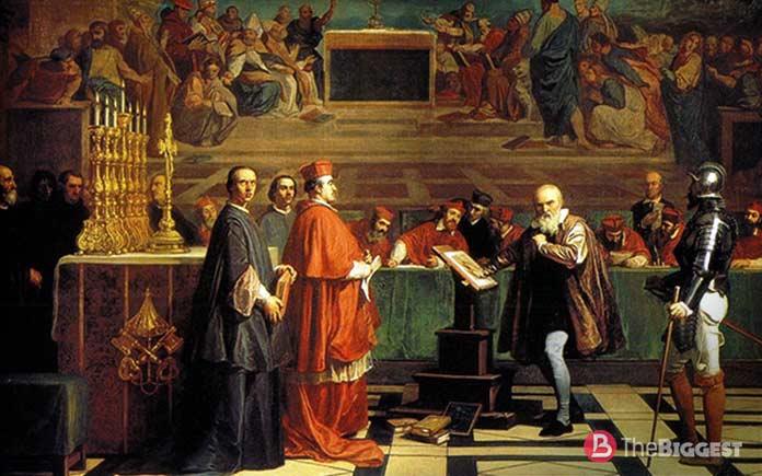 Самые громкие судебные процессы: Галилео Галилей