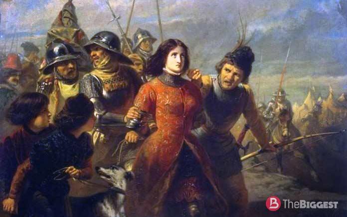 Самые громкие судебные процессы: Жанна д'Арк