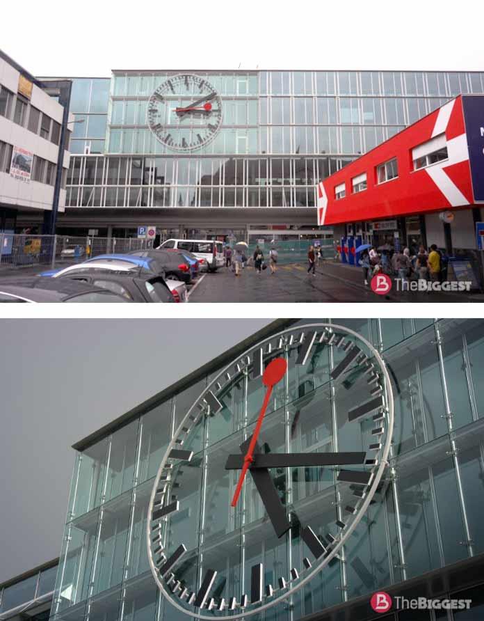 Aarau clock