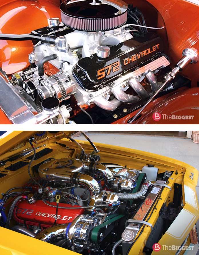 """Chevrolet """"572"""" 9.2 V8"""