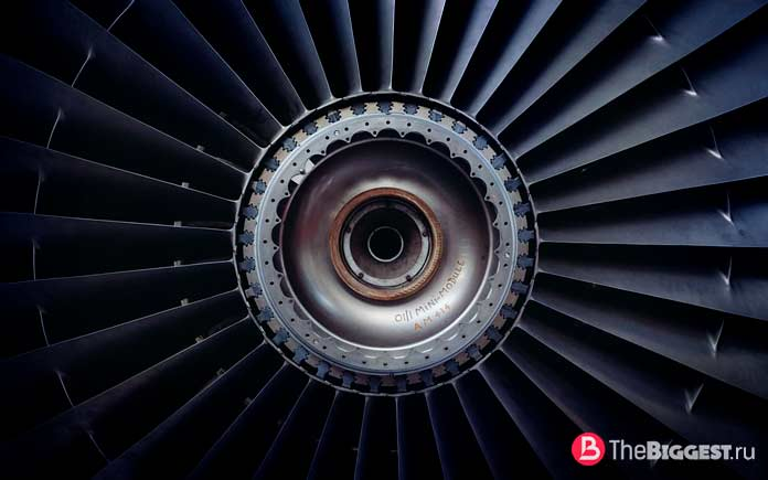 Самые большие двигатели, сделанные человеком. CC0