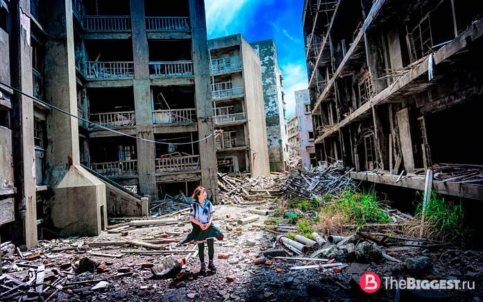 Самые крупные заброшенные города мира