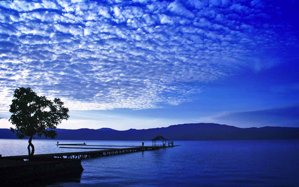 Самые глубокие озёра: Матано