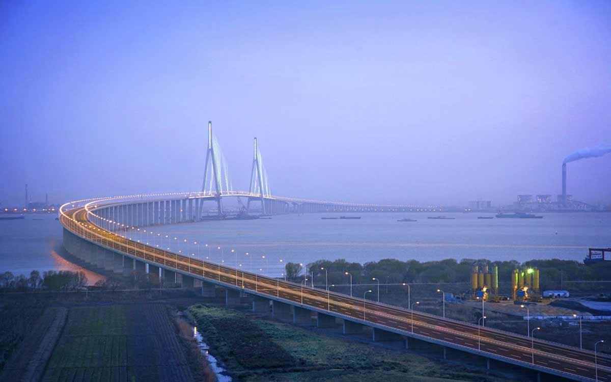 Самый высокий мост Сутун