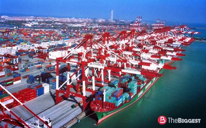 Циндао порт