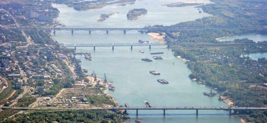 обской мост