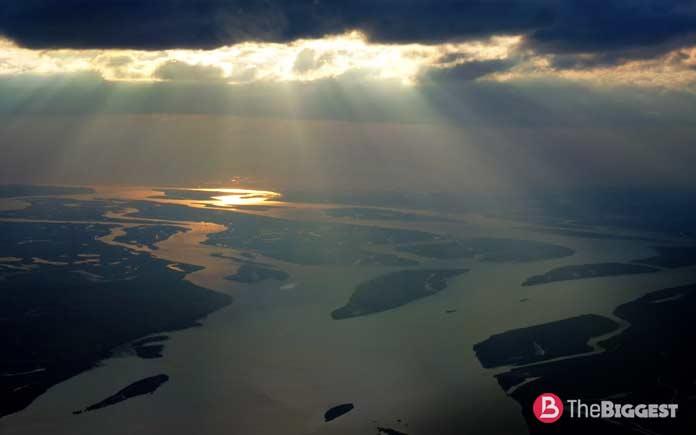 Большой речной бассейн: Амур