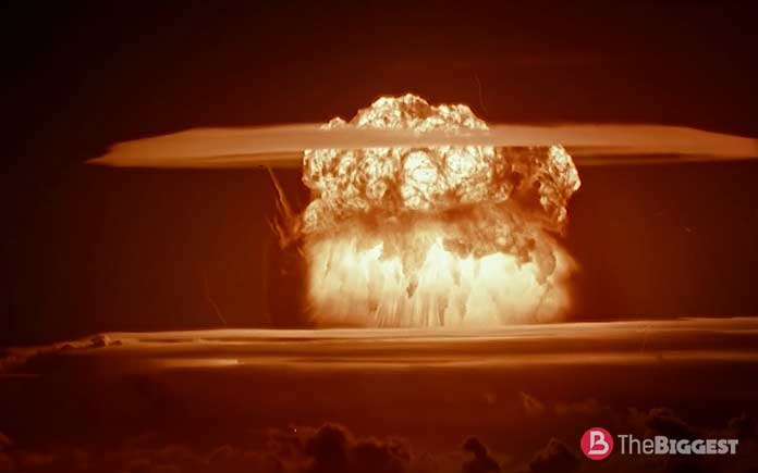 Самые мощные бомбы: Castle Bravo