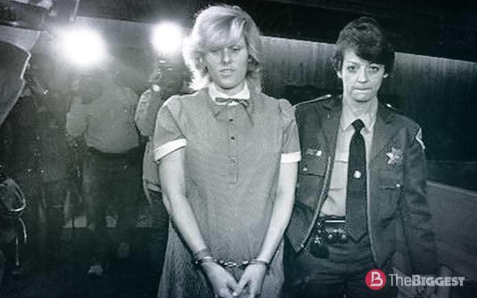 Самые опасные преступники конца 20 века: Диана Даунс