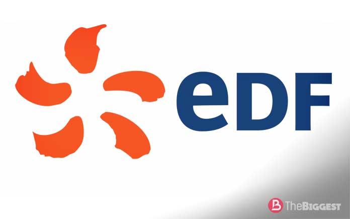 Знаменитые французские компании: EDF