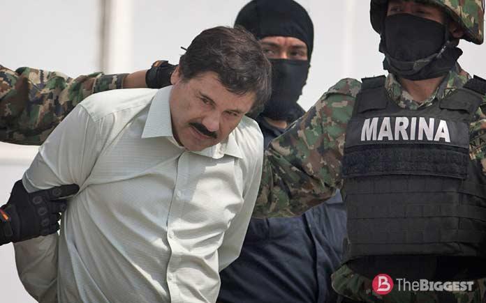 Список опасных преступников: Хоакин Арчивальдо Гусман Лоэра