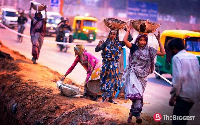 Самые опасные страны в мире: Индия