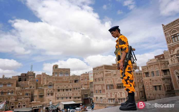 Самые опасные страны в мире: Йемен
