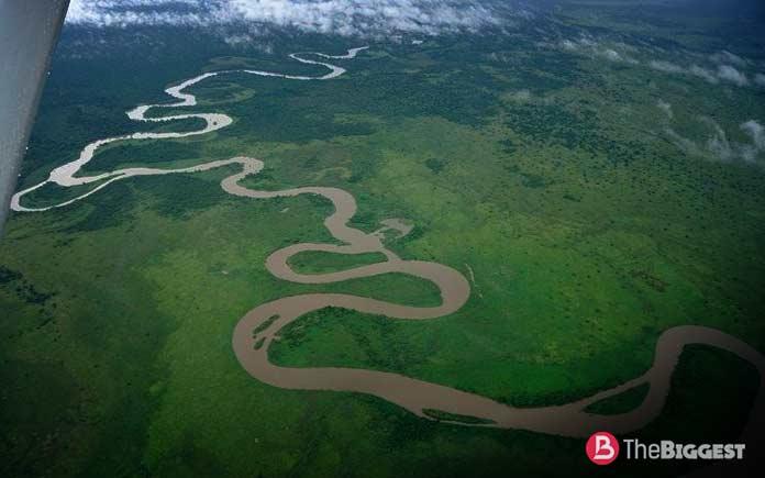 Большой речной бассейн: Река Конго