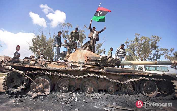 Самые опасные страны в мире: Ливия