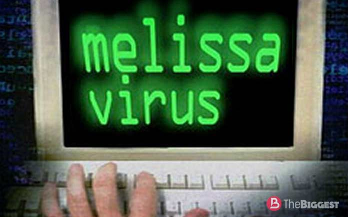Melissa: опасные компьютерные вирусы