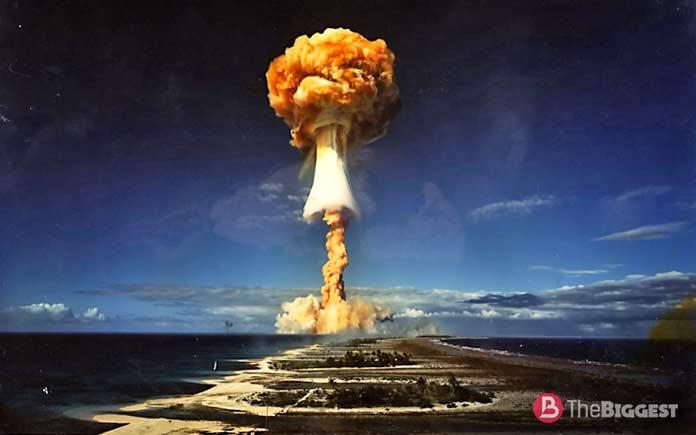 """Самые мощные бомбы: Термоядерный боеприпас """"Рея"""""""