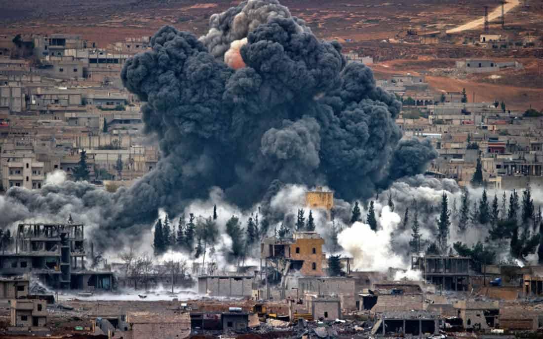 Самые опасные страны в мире: Сирия