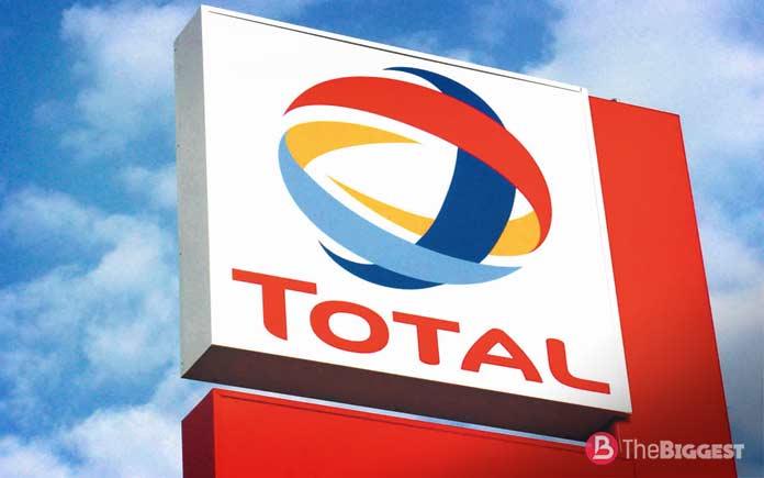 Total - Крупнейшая французская компания